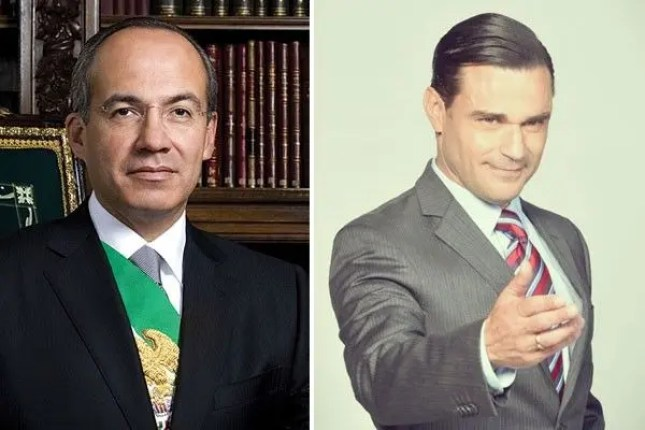 El Señor de los Cielos Presuntas relaciones entre narcotraficantes y presidentes de México 1