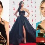 Latin Grammy 2018 Mejores vestidas