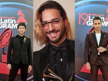 Latin Grammy 2018 galanes