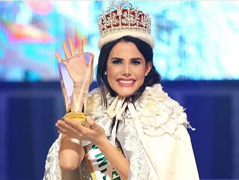 Mariem Velazco Miss International 2018