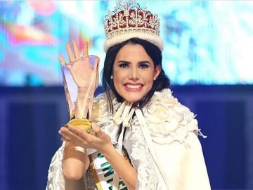 Mariem Velazco Miss International 2018
