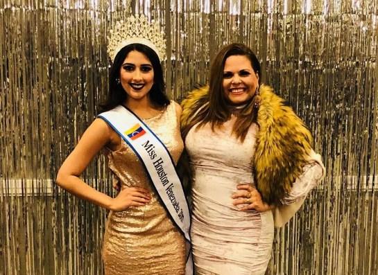 Rossana Poleo Miss Houston Venezuela