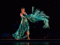 María Corina escena flamenca