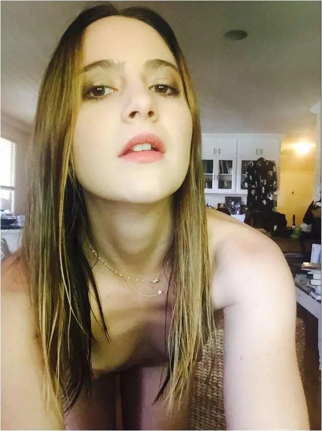 Filtran Fotografías Donde Aparece Desnuda Una Actriz De La Serie