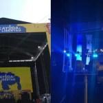 Venezuela Aid Live vs. Festival chavista
