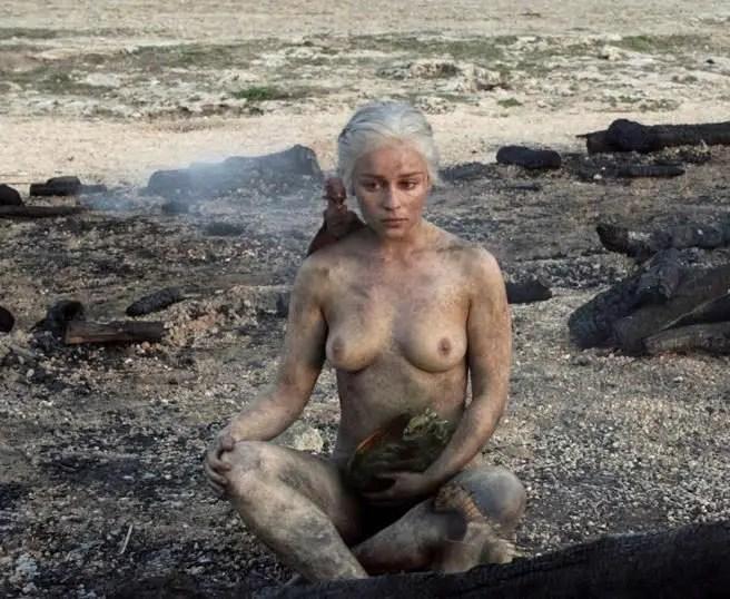 Emilia Clarke Habla Sobre Por Qué Los Desnudos En Game Of Thrones Le