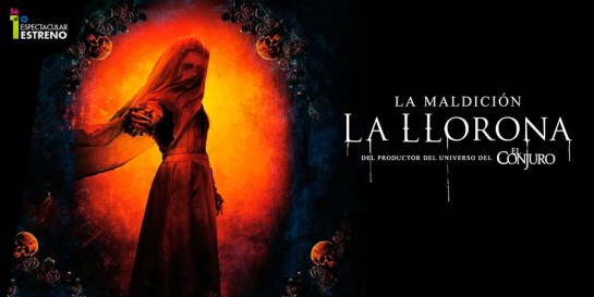 """""""La maldición de La Llorona"""""""