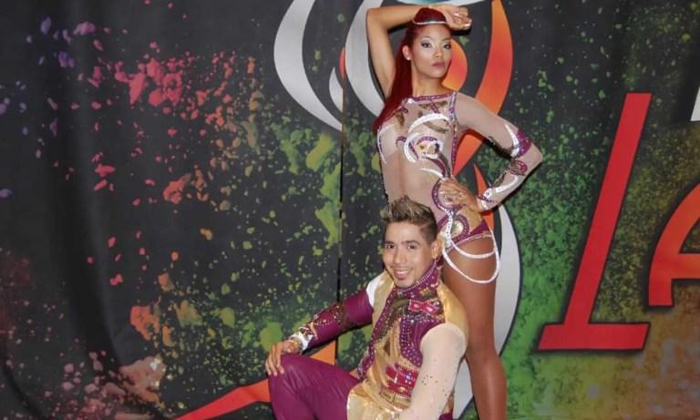 Rosa Pinto y Jorge Martínez