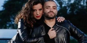 Nacho e Inger Mendoza