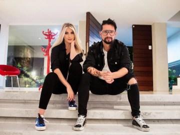 Irrael Gómez y Liarys Hernández