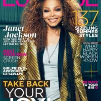Janet Jackson Covers Essence magazine's July/August 2018 issue