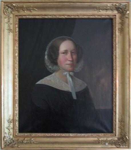 Ulla Elfbrink, född Elfstrand (1787-1844)
