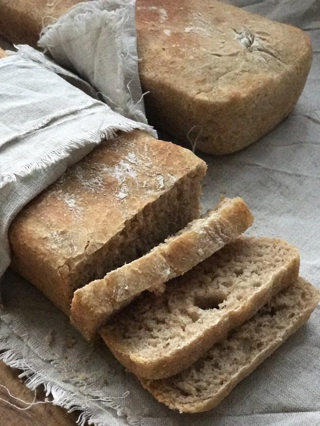 Dinkel Toast Rezept