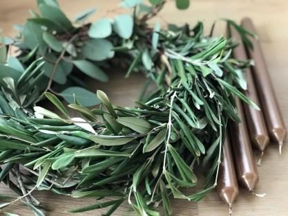Olivenkranz