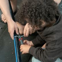 kinderleicht pumpen einbauen