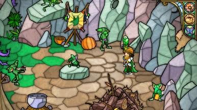 Goblins! Goblins everywhere!