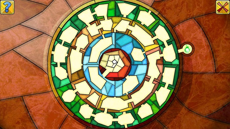 Little briar rose Wheel Minigame