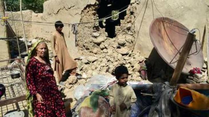 Sismo en suroeste de Pakistán deja al menos 20 muertos – El Financiero