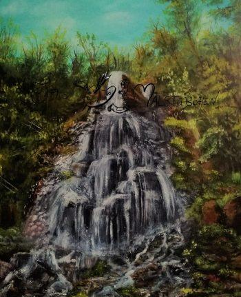 Trusetal / Trusebahn / Trusetaler Wasserfall