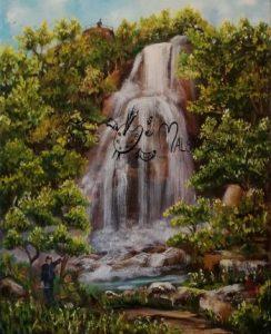 Trusetal / Wasserfall
