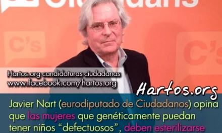 Javier Nart insulta a las mujeres. MENTIRA