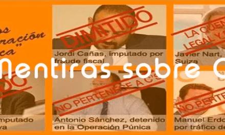 MENTIRAS SOBRE CIUDADANOS PARTE 1