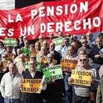 La lucha por las pensiones salta a la calle