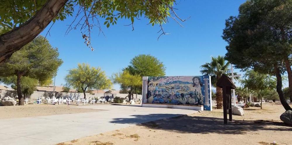 Cementeriod e Arizona