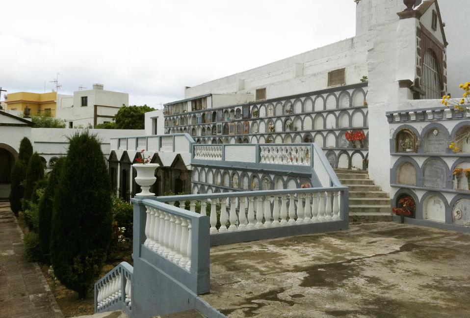 Cementeriod e San Juan de la Rambla