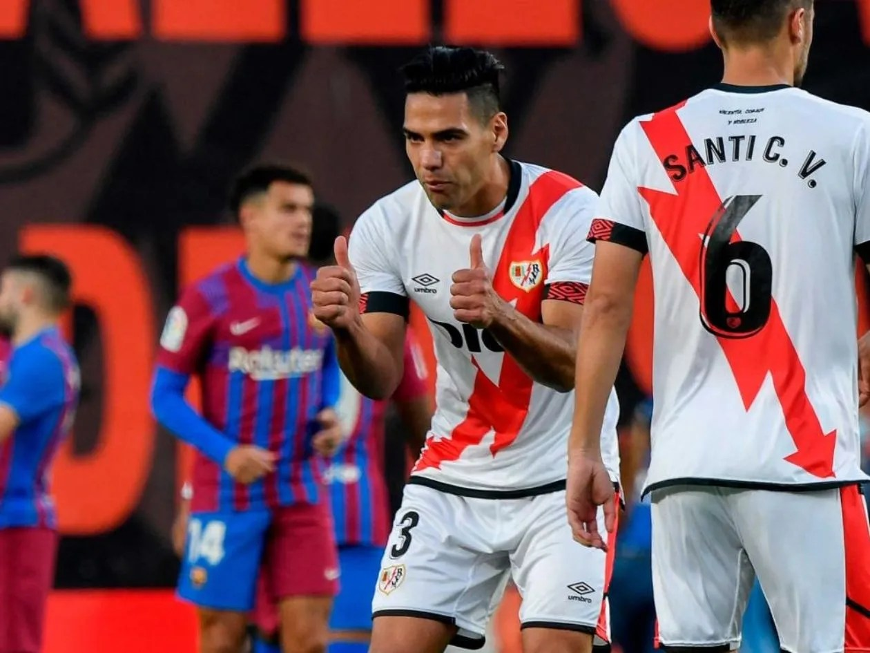 It's been 19 years since rayo beat barcelona and they did so against a side who have scored only one away goal all. Molwqew9pgcdnm