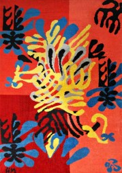 "Photograph of ""Mimosa"" by Matisse"