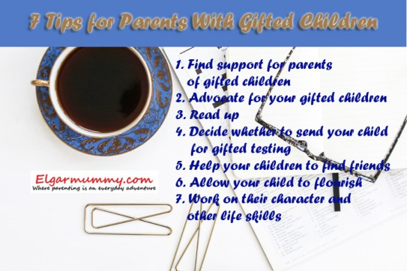 7 tips for parents with gifted children 4