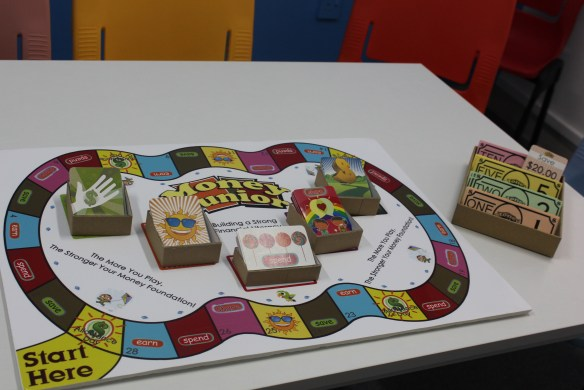 money junior board game