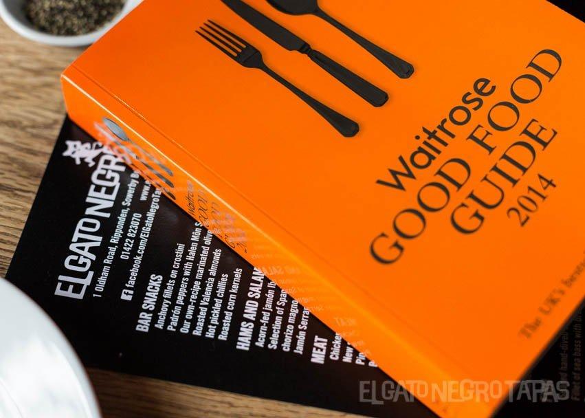 El Gato Negro in Good Food Guide 2014