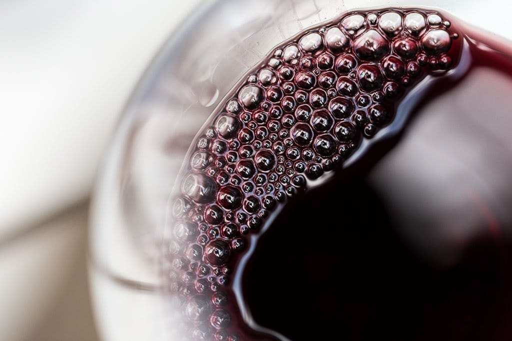 red wine for opening