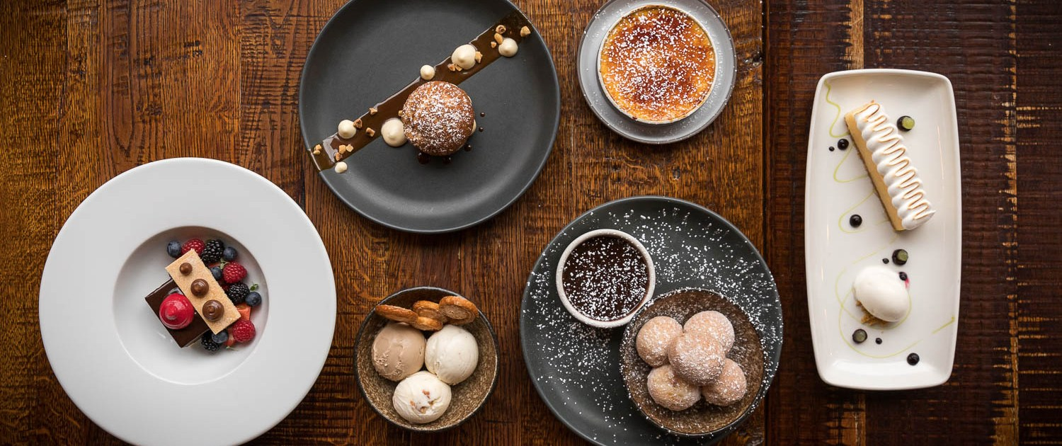 Sweets and desserts at El Gato Negro Manchester