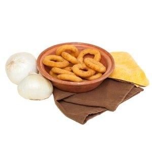 Cebollas Fritas