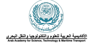 مصاريف الاكاديمية العربية للعلوم والتكنولوجيا والنقل البحري