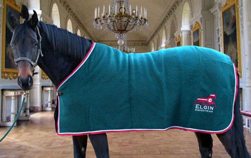 couverture cheval LAINE