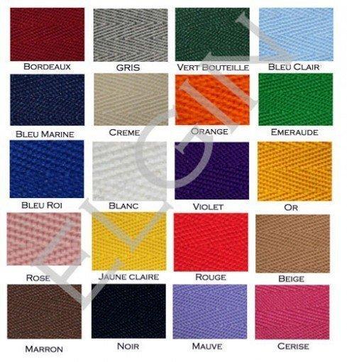 Chemise de présentation en laine caban