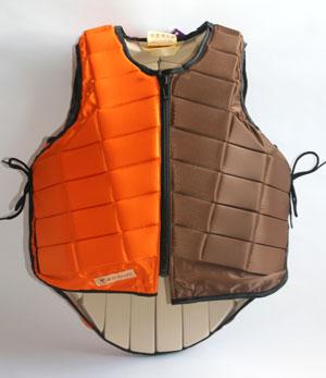 gilet cross racesafe protection épaules
