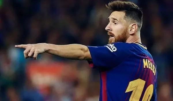 Lionel Messi y su solicitud al Barca