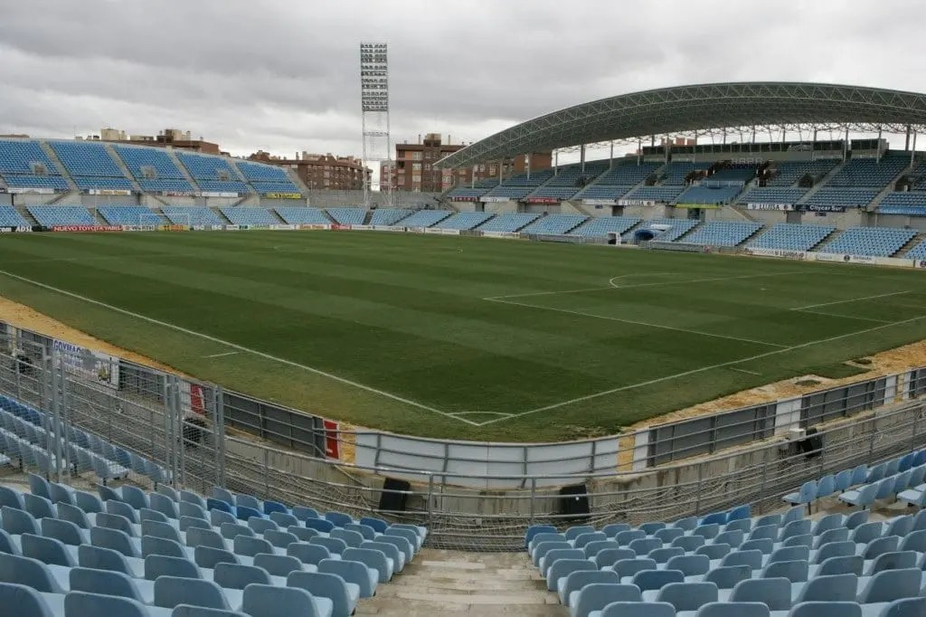 Coliseum Alfonso Pérez, hogar del Getafe / Agencias