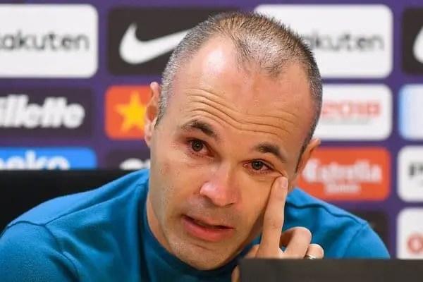 David Villa vuelve a ser compañero de Iniesta