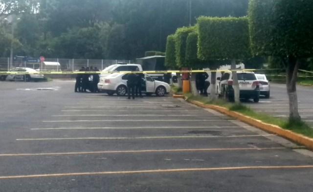 Al momento del asesinato la víctima se encontraba dentro de su vehículo , localizado en el estacionamiento del Walmart Miramontes, que se encuentra sobre la avenida Heroica Escuela Naval Militar, colonia Cipreses.