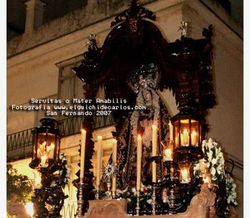 Mater Amabilis - Servitas - San Fernando