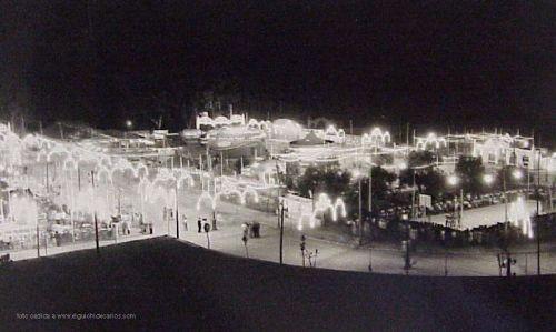 Feria en el parque
