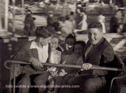 El látigo, Feria en el parque. San Fernando