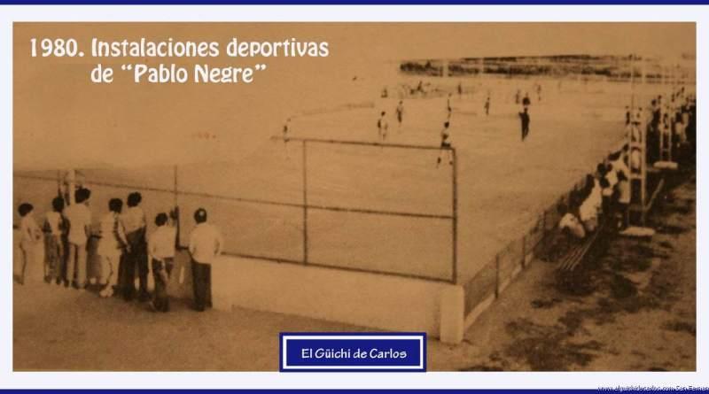 Campo de futbol Pablo Negré