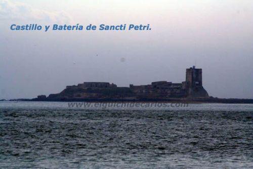 El Castillo de Sancti Petri